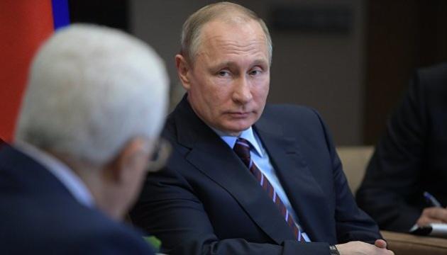 Палестинський лідер приїхав до Путіна за підтримкою