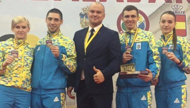 Лидеры украинского каратэ подтвердили класс на этапе Серии А в Гвадалахаре