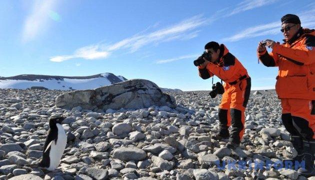 Китай решил защитить Антарктику от туристического нашествия