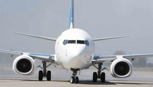 МАУ приобрела Boeing нового поколения