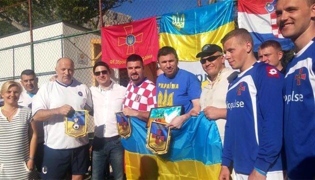 Футбол: консул України в Хорватії очолив київський