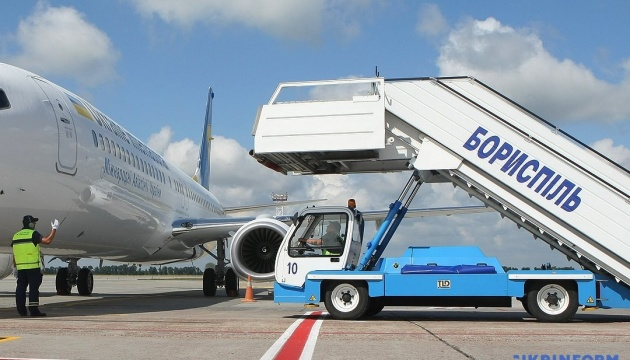 Boryspil Airport in April ranked second in ACI Europe rating for passenger flow increase