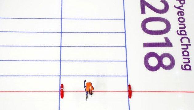 Голландка Вюст стала пятикратной олимпийской чемпионкой в конькобежном спорте