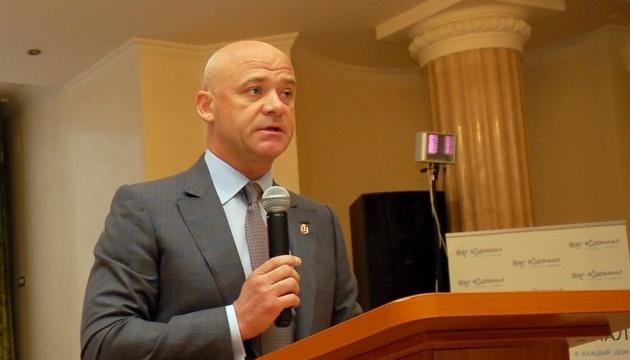 Труханов утретє переміг на виборах мера Одеси