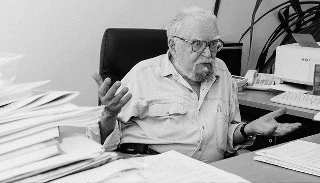 Мирослав Попович: Национальная солидарность – это как любовь: или она есть, или ее нет