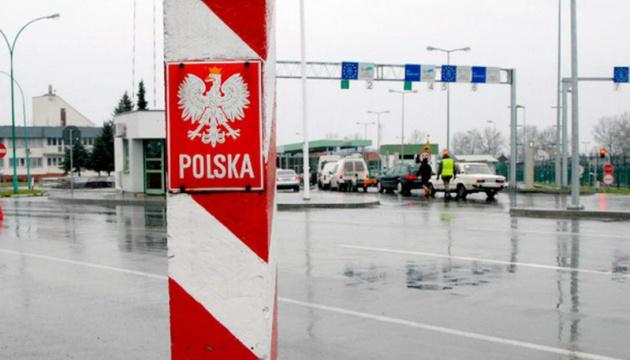 Польща закрила кордони до 13 квітня