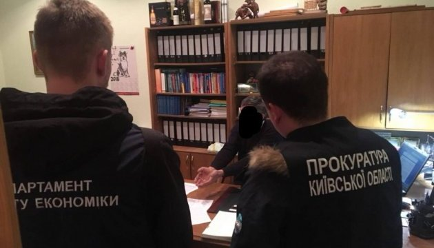 На Киевщине на взятке погорел арбитражный управляющий