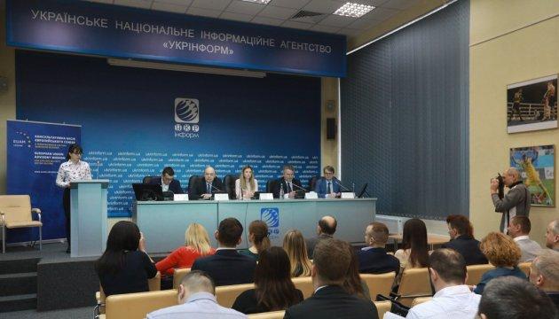 В Укринформе начал работу тренинг по безопасности журналистов
