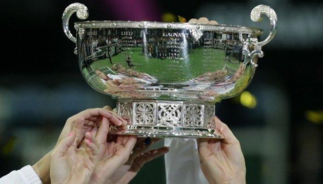 Теніс: збірна України в Кубку Федерації зіграє у гостях з канадійками