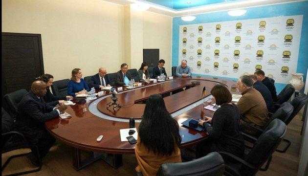 Япония выделит $4 миллиона на восстановление инфраструктуры Донбасса – Жебривский