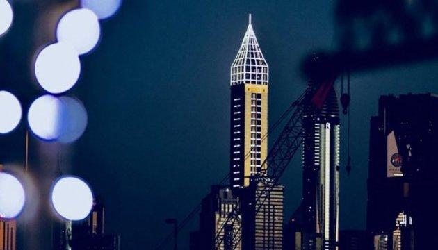 Открылся новый самый высокий в мире отель