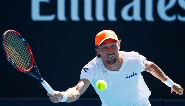 Долгополов пропустить тенісний турнір у Ріо через травму