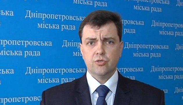 Dnipro: Antisemitischer Hetzer flieht auf die Krim