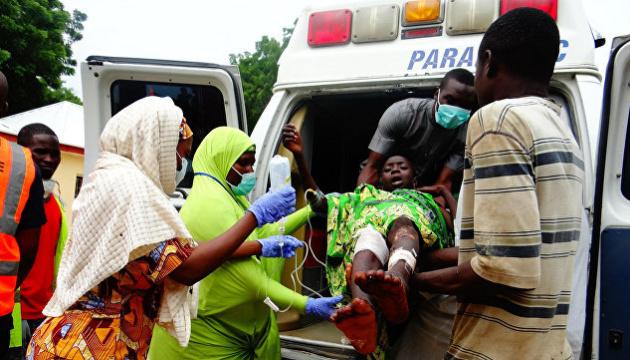 Криваве ДТП в Нігерії: загинули 22 дитини