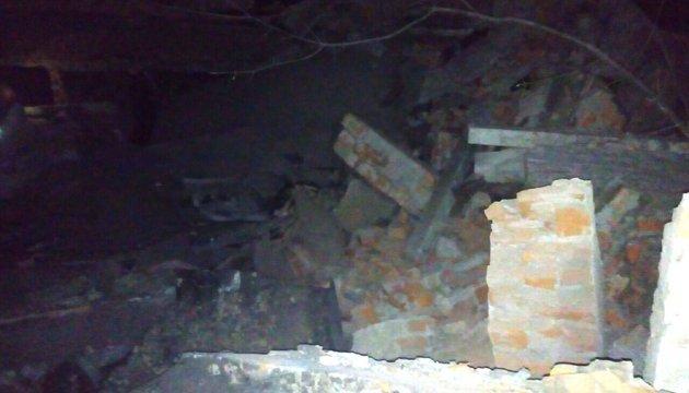 В Кременчуге на кирпичном заводе произошло обрушение, есть погибший