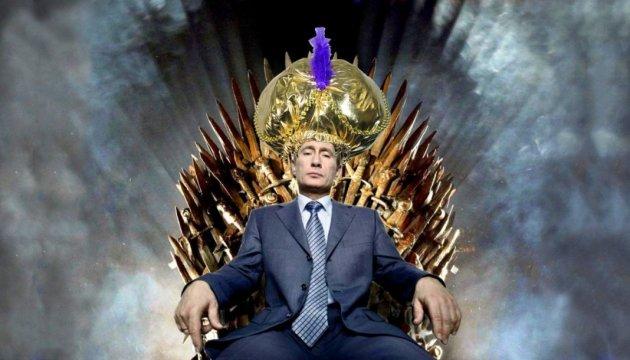Простудился Путин – а голова болит у всех