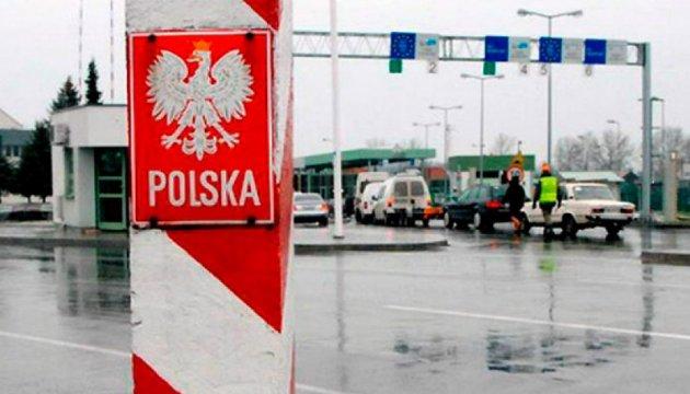 Поляки заявляють, що українці стали менше їздити через кордон