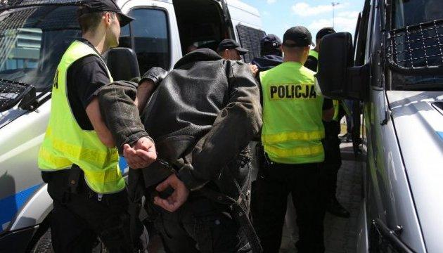 У Польщі затримали українця за підготовку до теракту