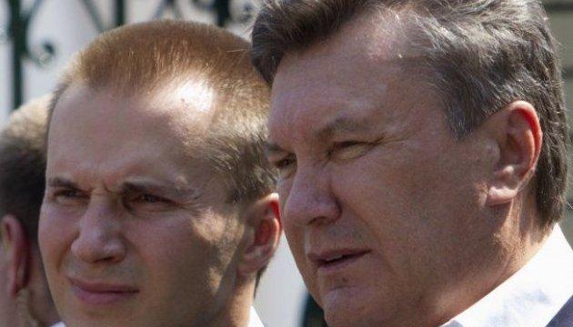 """Пономарьов: Утворення """"Л/ДНР"""" фінансувалося старшим сином Януковича"""