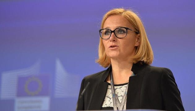 ЕС отслеживает ситуацию с Саакашвили – Косьянчич