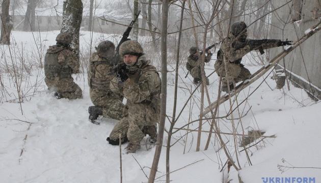 Оккупанты накрыли из гранатометов силы АТО под Железным – штаб