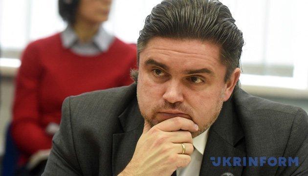 Лубківський відмовився від посади речника української делегації в ТКГ