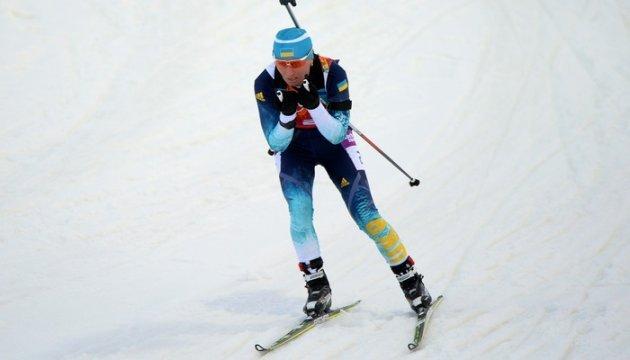 Віта Семеренко замінила Ірину Варвинець в індивідуальній гонці з біатлону