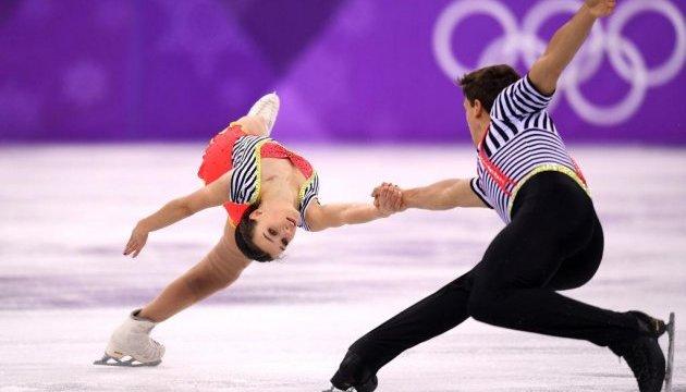 Немецкие фигуристы Савченко и Массо установили мировой рекорд