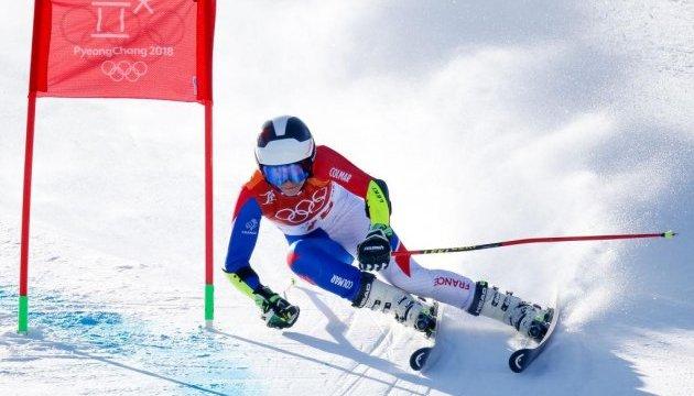Американская горнолыжница Шиффрин завоевала