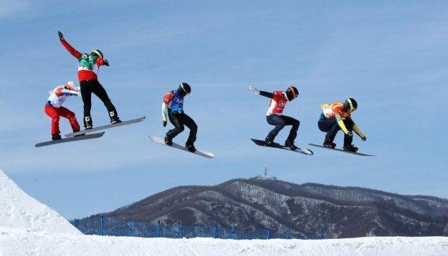 """Француз П'єр Вольтьє завоював """"золото"""" у сноуборд-кросі"""