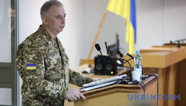 Заместитель Турчинова рассказал о состоянии ВСУ во время аннексии Крыма