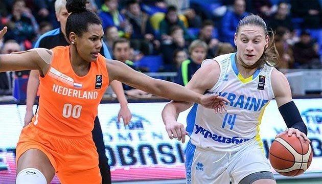Ягупова стала кращим гравцем туру кваліфікації Євробаскета-2019