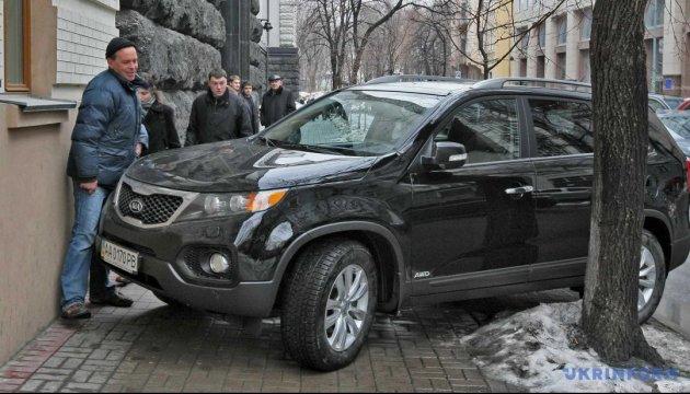 Как в Киеве решить проблему паркингов?