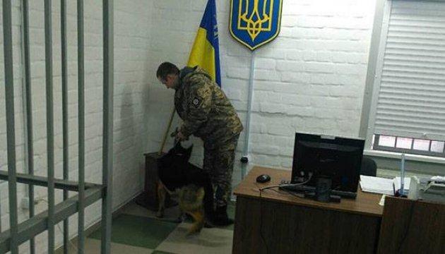 Взрывчатки в николаевском суде не нашли