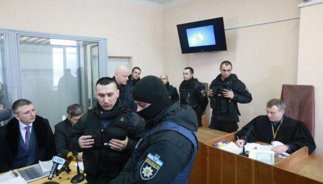 Сторонники Труханова избили возмущенного решением суда активиста
