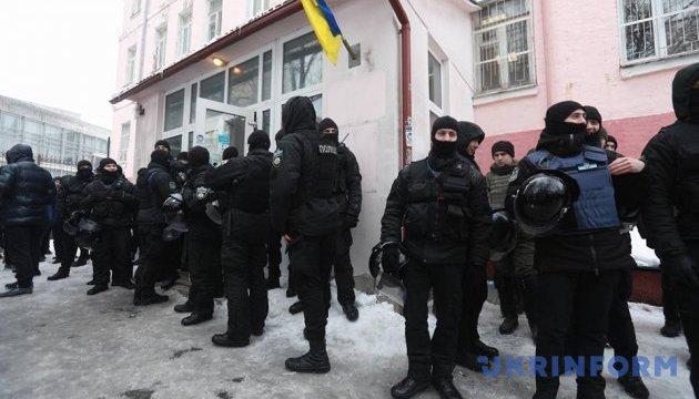 Полиция сняла охрану с Шевченковского райсуда - Бенедисюк