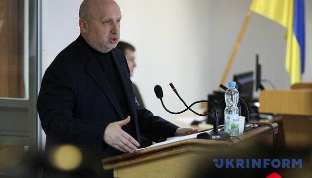 Турчинов – адвокатам Януковича: не використовуйте штампи Кремля