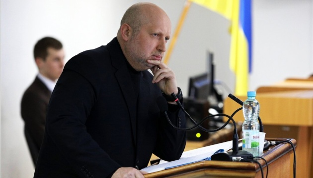 Ukraine cannot declare war on Russia - Turchynov