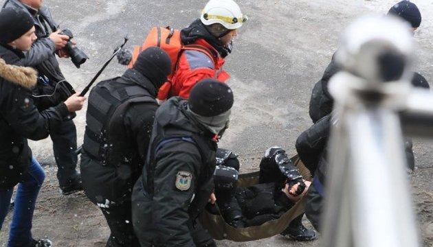 Дело Труханова: в столкновениях возле суда четверо раненых – Красный Крест
