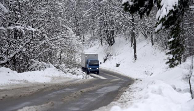 На дороге Благовещенское-Николаев сняли ограничение движения
