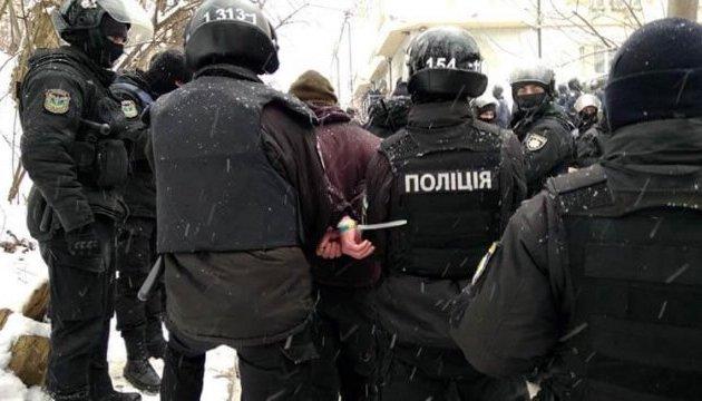 Стрілянина під судом у справі Труханова: поліція відкрила провадження