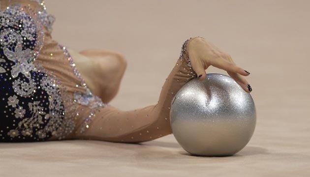 Украине гарантирована лицензия на юношеские Игры в художественной гимнастике