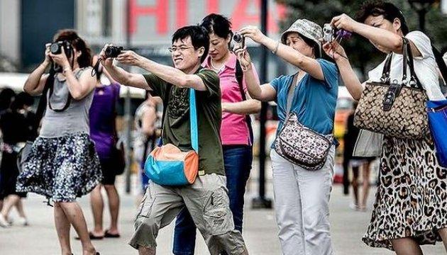 Киев будет привлекать туристов из Индии и Китая