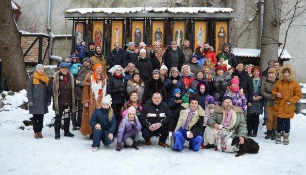 Українці в Естонії відзначали Масницю