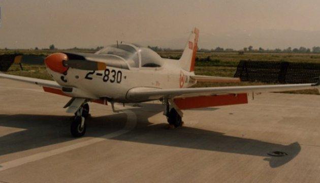 У Туреччині впав військовий літак, двоє пілотів загинули
