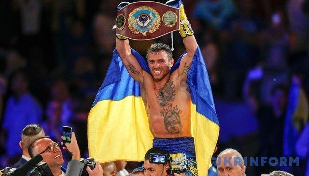 Ломаченко - кращий боксер світу за версією The Ring