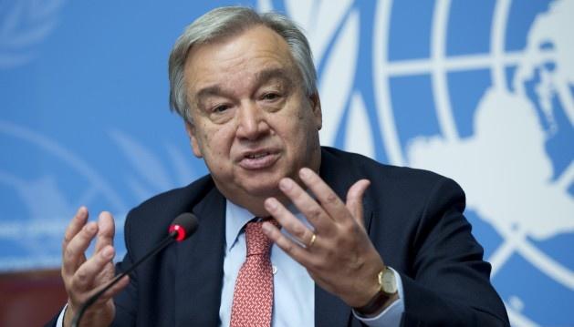 Генсек ООН опубликовал второй доклад о ситуации в оккупированном Крыму