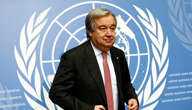 Генсек ООН вітає зобов'язання не надавати підтримку сторонам конфлікту в Лівії