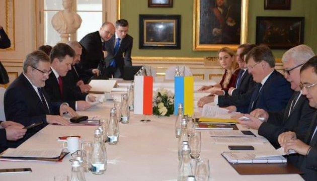 Розенко: у Польщі порушили питання відновлення українських пам'яток