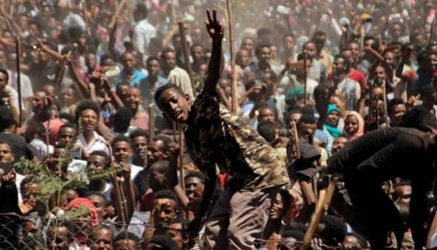 В Ефіопії ввели надзвичайний стан